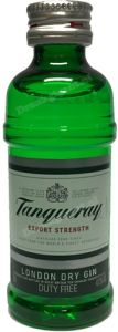 Tanqueray London Dry Gin Mini