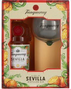 Tanqueray Flor de Sevilla Cadeaupakket