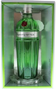 Tanqueray No. Ten Giftpack met Citruspers