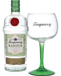 Tanqueray Rangpur + Gratis Glas