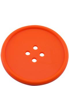 The Bars Onderzetter Button Orange