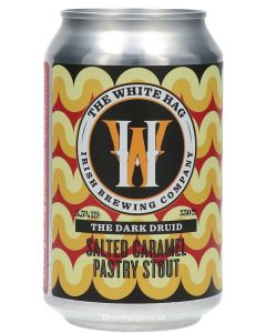 The White Hag The Dark Druid Salted Caramel Pastry Stout