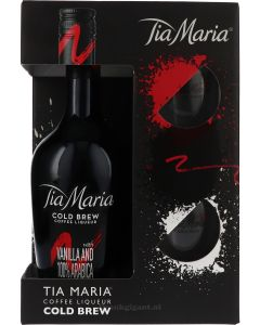 Tia Maria Cold Brew Giftpack