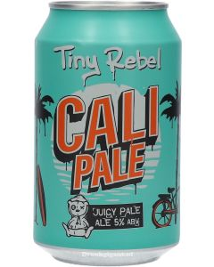 Tiny Rebel Cali Pale Juicy Pale Ale