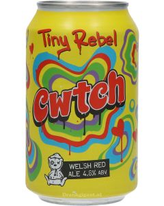 Tiny Rebel CWTCH Welsh Red Ale OP = OP ( THT 25-11-21 )