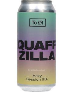TO ØL Quaffzilla Hazy Session IPA