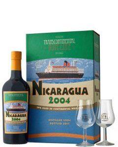 Transcontinental Rum Line Nicaragua 2004 Geschenkbox