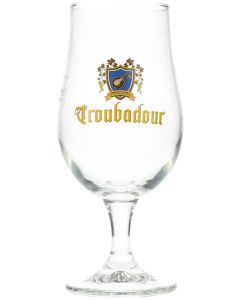 Troubadour Bierglas