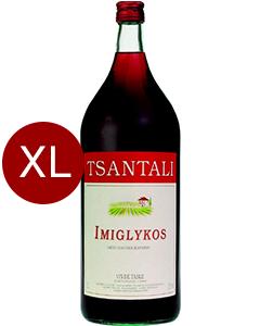 Tsantali Imiglykos Rood Grote fles XXL