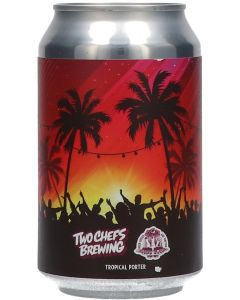 Two Chefs Brewing After Party Tropical Porter
