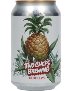 Two Chefs Brewing Pineapple Party Gose