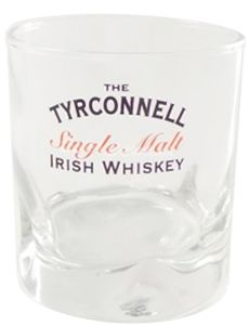 Tyrconnell Whiskyglas Rond