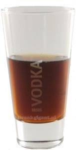 Ursus Vodka Glas Breed