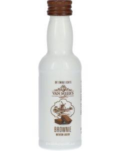 Van Meers Brownie Likeur Mini