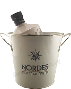 Nordés Atlantic Galician Gin + Ice Bucket