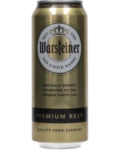 Warsteiner Premium Beer Blik