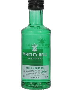 Whitley Neill Aloe & Cucumber Gin Mini