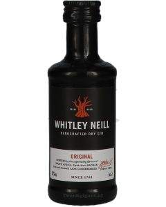 Whitley Neill Gin Mini