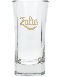 Zulte Bierglas