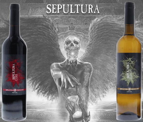 Sepultura-wijn-banner
